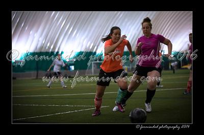 12/02/2014 -AKGD Vs Chicas