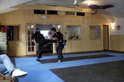 2004-12: Black Belt Test