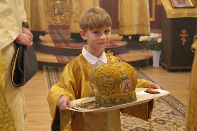 Archbishop Peter Visit