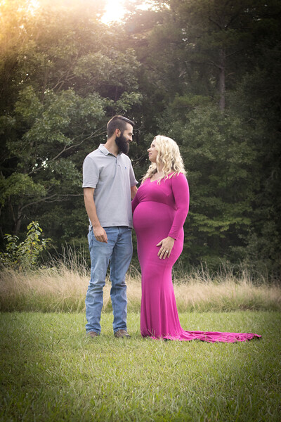 Colby + Jessica Maternity