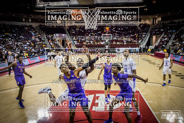 AAAA State Basketball Championship Ridge View vs Wilson