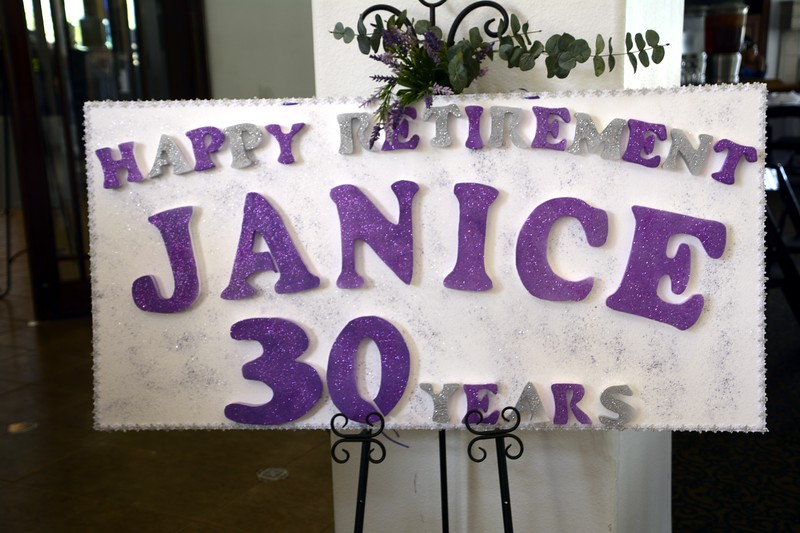 Janice W. Retirement