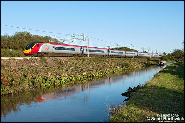 Class 390 (Pendolino): Virgin Trains