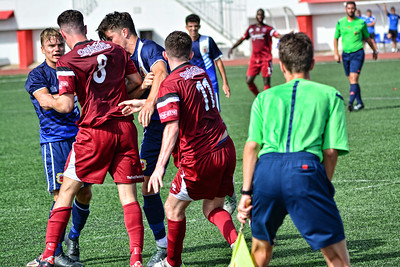 GIbraltar Under 23 v Paulton Rovers