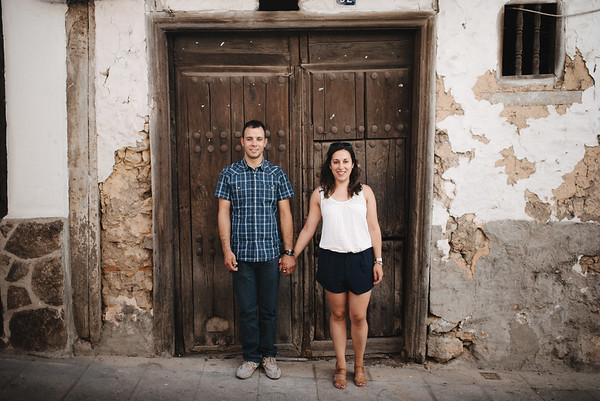 Sesión Pareja Ana y Arturo