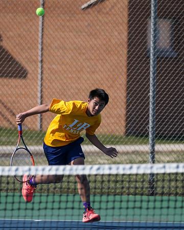 Boys Tennis v Woodson 4/10/18