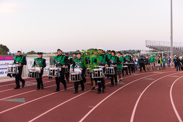 Procession to the Field