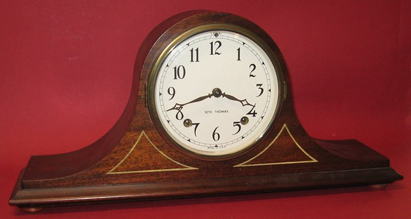 Seth Thomas Colton 2W Mantel Clock, 1940