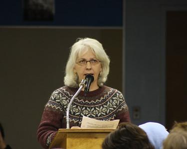 2008 November 15: Helpers Vigil with Msgr. Jeffrey Montforton