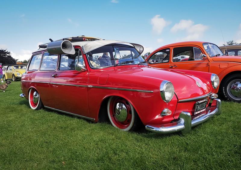 1968 Volkswagen 1600 Variant