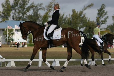 Silva Martin and Sea Lord Palm Beach Dressage Derby 2009