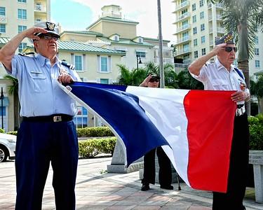 Honoring France Dec 1, 2015