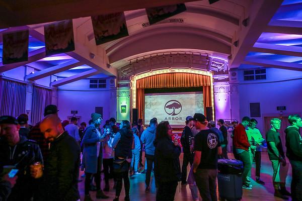 Arbor Snowboards Cosa Nostra Premiere