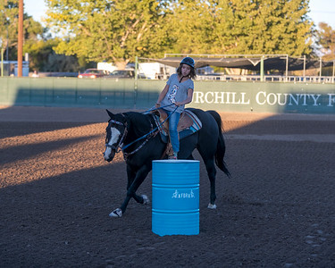 Barrel Race 1 Oct 2020