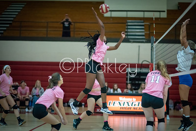 LHS Volleyball (9-25-2018)