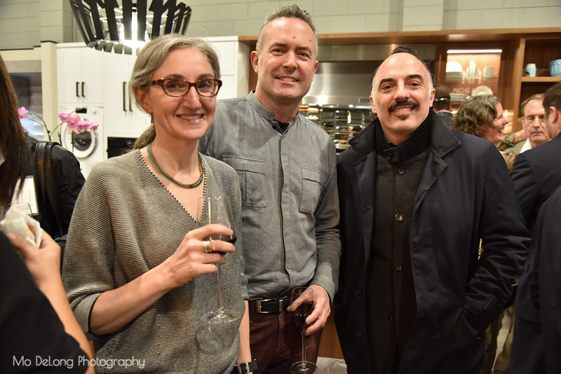Zoee Astrachan, Andrew Dunbar and Cardenio Petrucci
