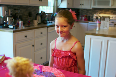 2014 Jenna's birthday