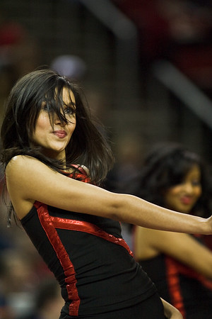 Dance Team January 1, 2009