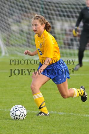 SVA vs S.E. Bulloch - Soccer 4/7/2009