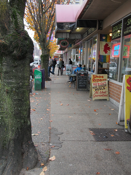 Oct. 19/13 - Davie Street