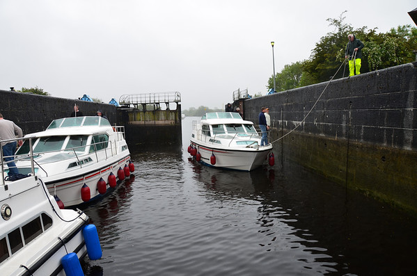 2011-06-04 Joining CIC on Lough Ree