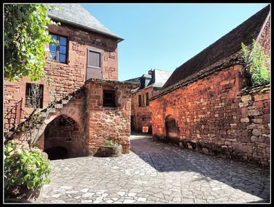 Collonges la Rouge (Limousin): part 2