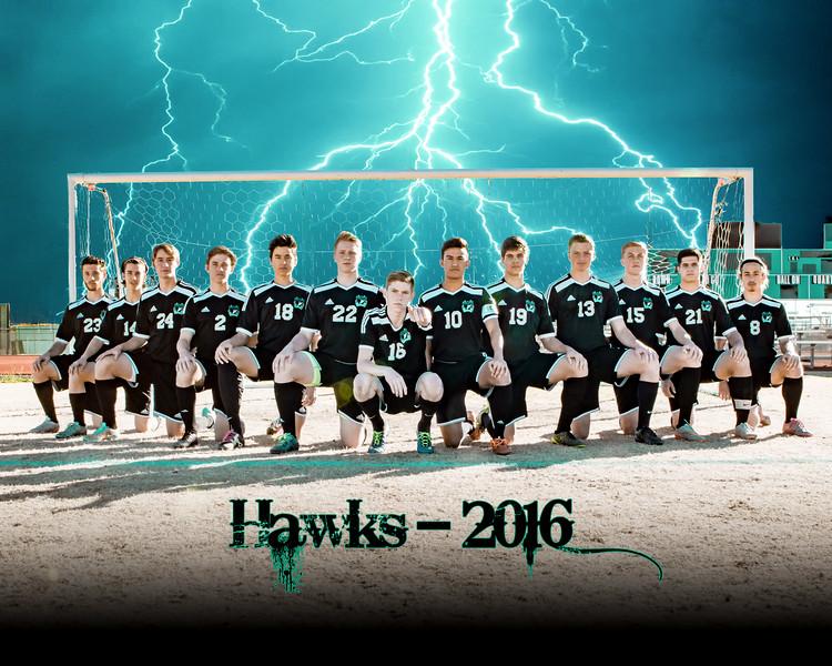Highland Soccer 2015-2016