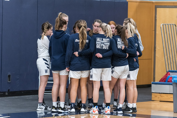 2020 Girls Varsity Basketball vs. Parkrose