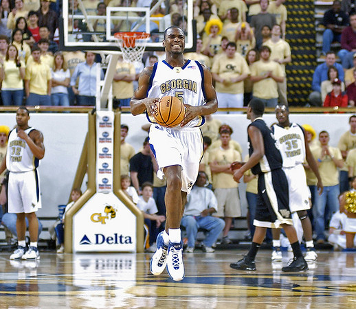 Georgia Tech Basketball featuring * Super Mario West *