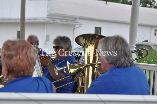 07-16-18 NEWS Oakwood Community Band Concert