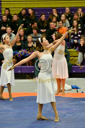 "Francis Howell ""A"" Winter Guard"