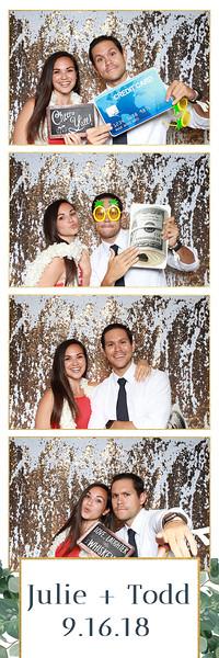 Julie & Todd's wedding