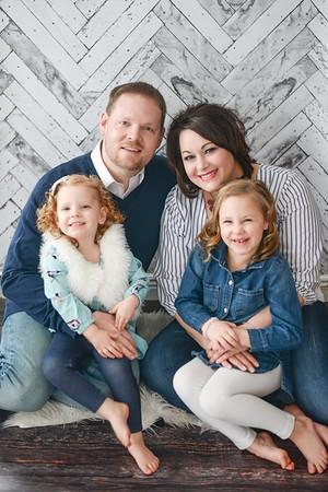 Almendinger Family Winter 2019