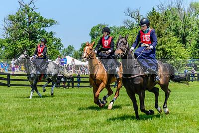 High Hope Side Saddle Races