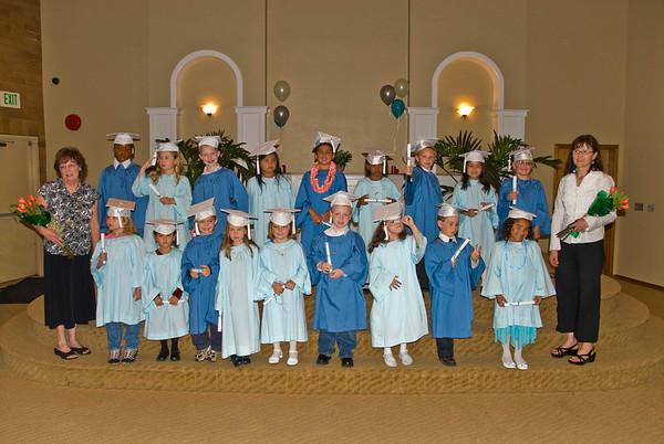Cole's Class Graduation