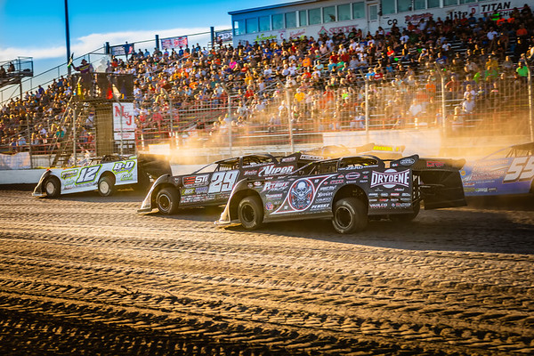 Red River Valley Speedway • July 18