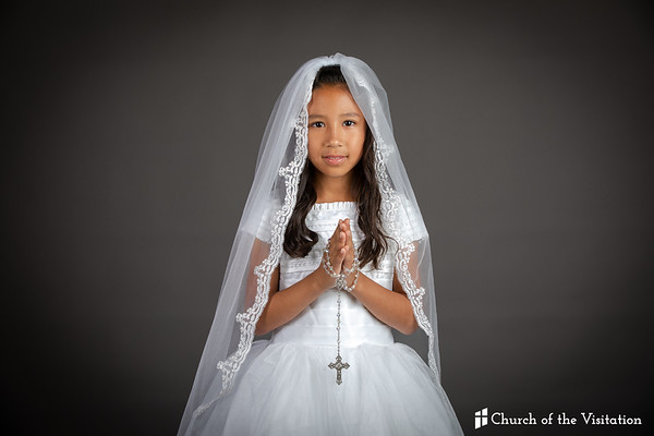 April 28, 2019 Visitation Communion Portraits