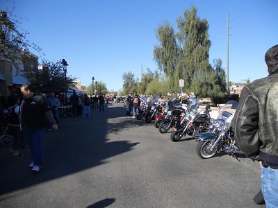Car-Cycle Show at Chandler Harley, Arizona