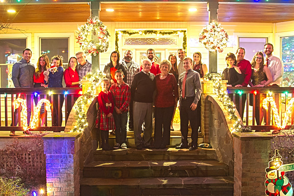 Zufall Family Christmas 2016