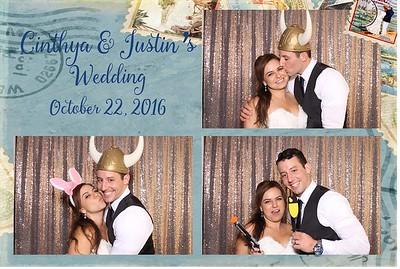 Cynthia & Justin Wedding