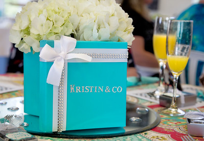 Kristin and Dominic's Bridal Shower!