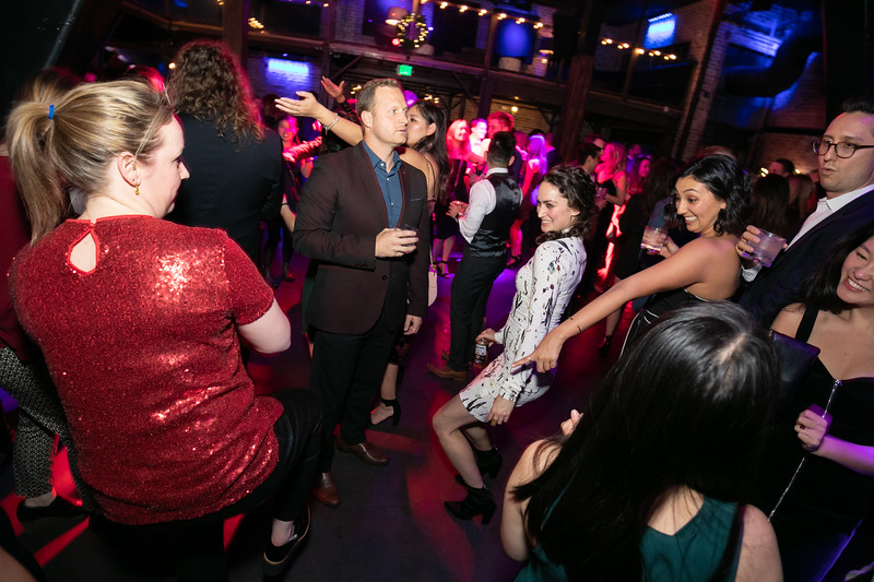 2018 Amplitude Holiday Party