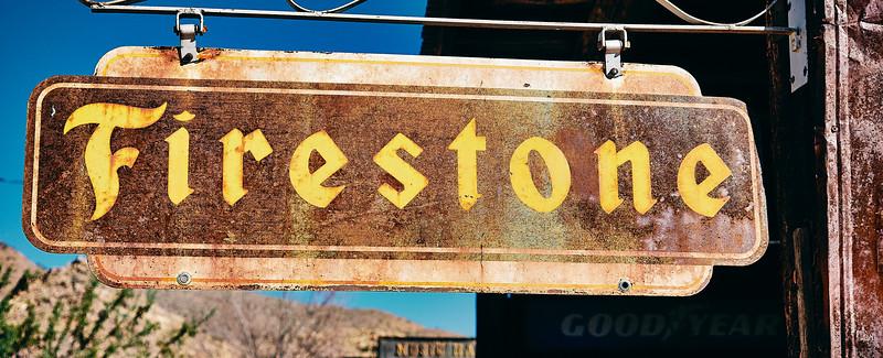 Route 66 - Hackberry, Arizona