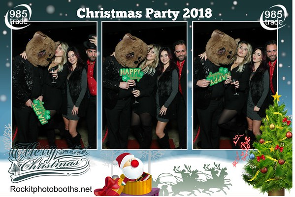 985Trade Christmas Party  12.5.2018