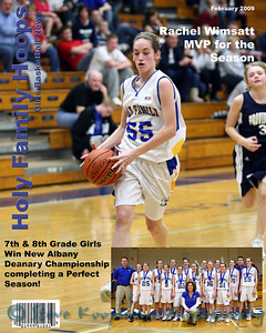 2008-09 Basketball Magazine Shots