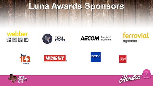 Luna Awards Houston