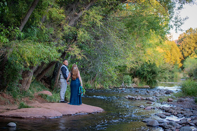 Carissa & Hiram's Sedona Wedding