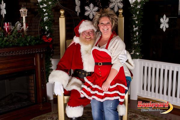 Santa Photos Dec 15th