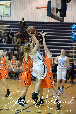 Girls Basketball: Stone Bridge vs Briar Woods 2.17.2016 (by Steven Holland)
