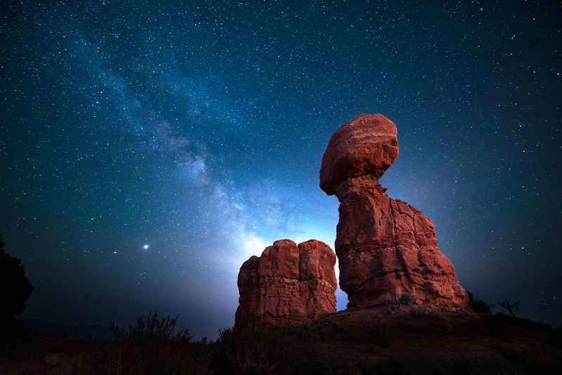 Alien Infinity || Arches National Park